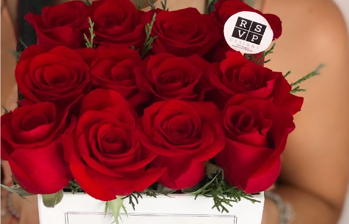 Conoce sobre la historia de las rosas rojas.